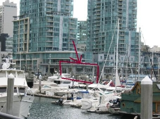 Main Photo: 180 510 NICOLA Street in VANCOUVER: Coal Harbour Home for sale (Vancouver West)