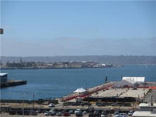Main Photo: DOWNTOWN Condo for sale : 3 bedrooms : 1199 Pacific Highway #801 in San Diego