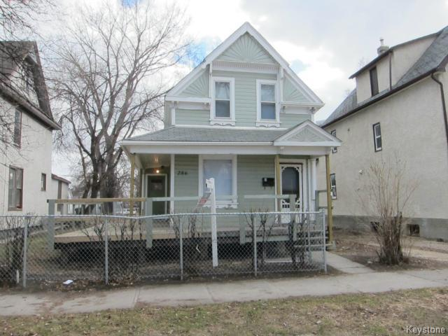 FEATURED LISTING: 286 Pritchard Avenue WINNIPEG