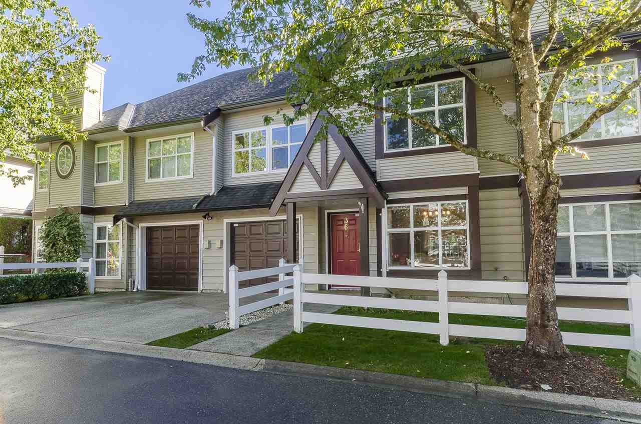 "Main Photo: 36 11757 236 Street in Maple Ridge: Cottonwood MR Townhouse for sale in ""GALIANO"" : MLS® # R2111041"
