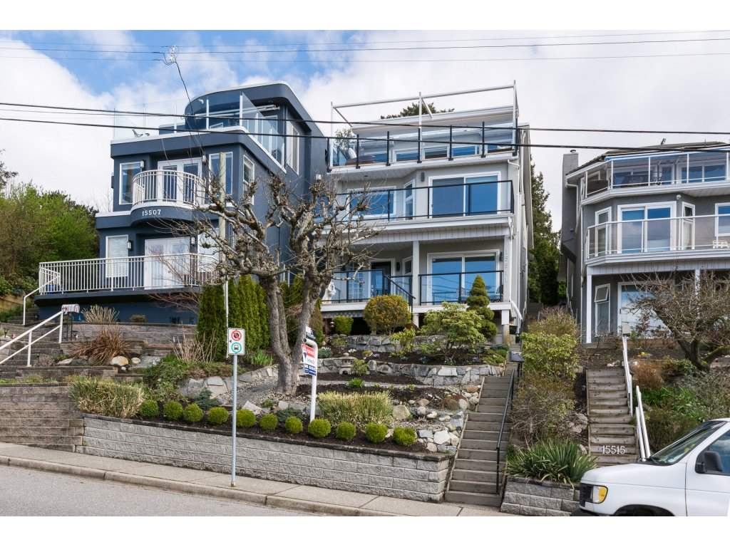 Main Photo: 15511 COLUMBIA Avenue: White Rock House for sale (South Surrey White Rock)  : MLS®# R2151727
