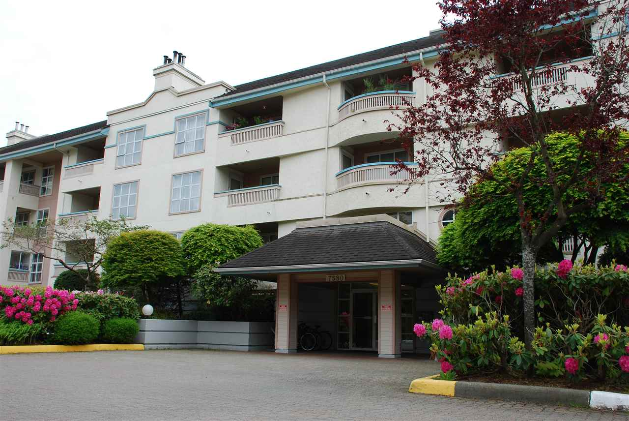 "Main Photo: 308 7580 MINORU Boulevard in Richmond: Brighouse South Condo for sale in ""CARMEL POINTE II"" : MLS(r) # R2166340"