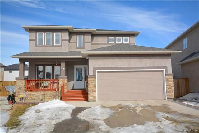 Main Photo: 99 Dragonfly Court in Winnipeg: Sage Creek Residential for sale (2K)  : MLS®# 1806518