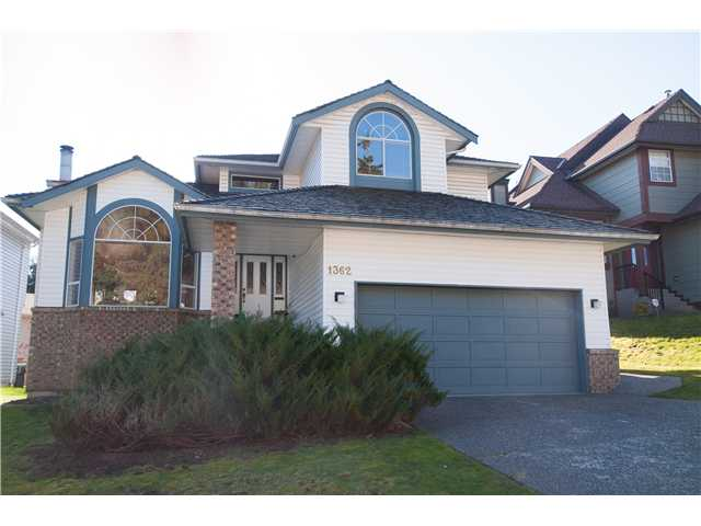 FEATURED LISTING: 1362 CORBIN Place Coquitlam