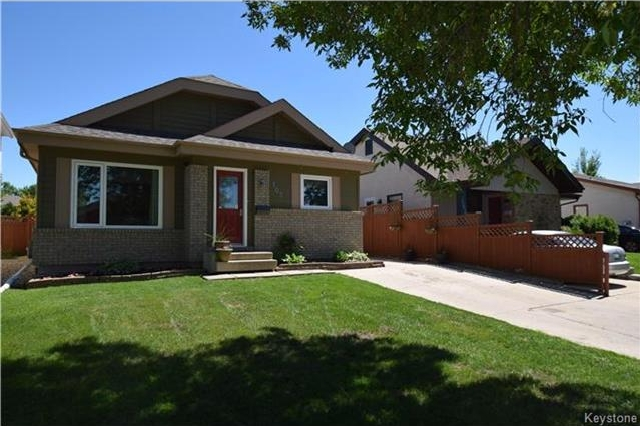 Main Photo: 107 Pinetree Crescent in Winnipeg: Riverbend Residential for sale (4E)  : MLS® # 1716061