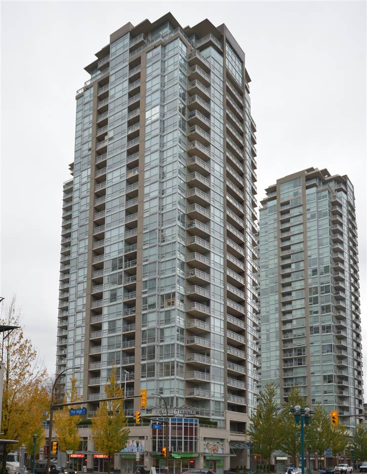 FEATURED LISTING: 1207 - 2978 GLEN Drive Coquitlam