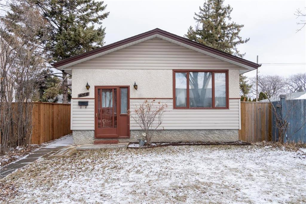 FEATURED LISTING: 531 Pandora Avenue West Winnipeg