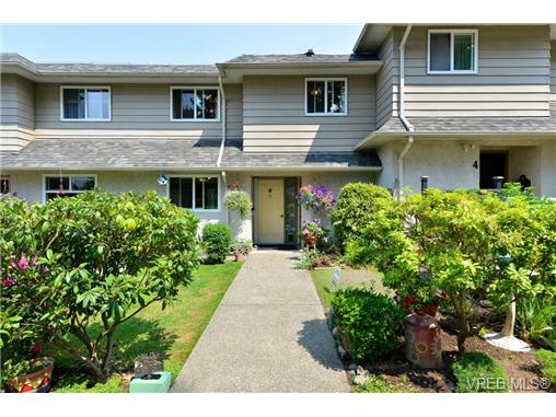 Main Photo: 5 1010 Ellery Street in VICTORIA: Es Esquimalt Townhouse for sale (Esquimalt)  : MLS®# 353835