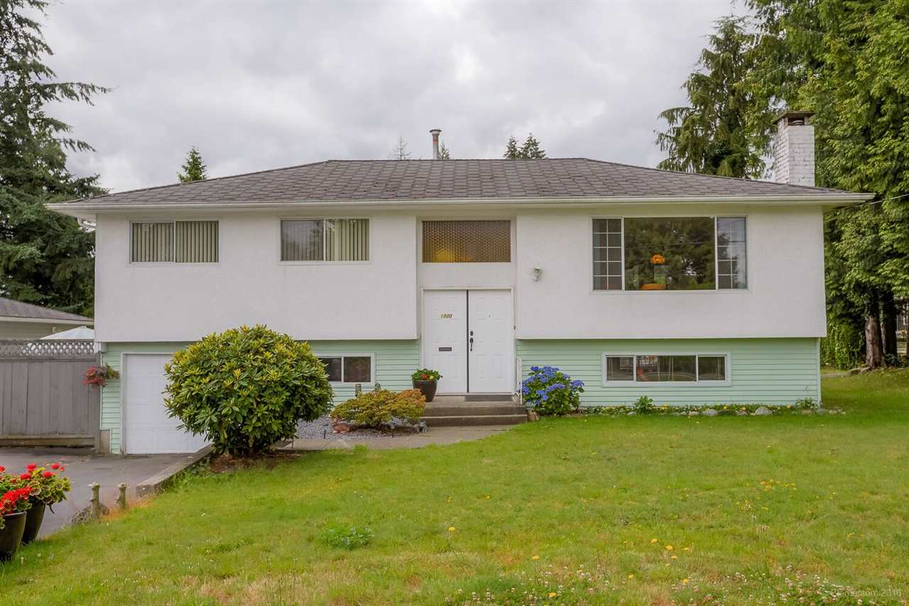 FEATURED LISTING: 1900 WINSLOW Avenue Coquitlam