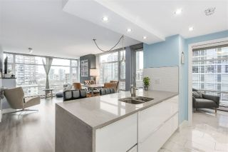 "Main Photo: 1106 1199 MARINASIDE Crescent in Vancouver: Yaletown Condo for sale in ""AQUARIUS"" (Vancouver West)  : MLS® # R2233959"