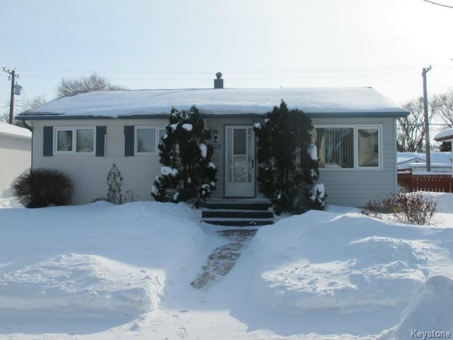 Main Photo:  in WINNIPEG: Transcona Residential for sale (North East Winnipeg)  : MLS®# 1402119