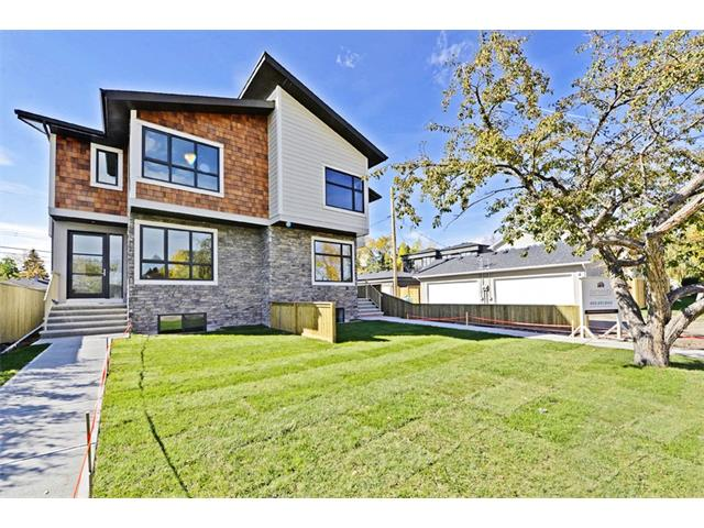 Main Photo: 3715 43 Street SW in Calgary: Glenbrook House for sale : MLS® # C4027438