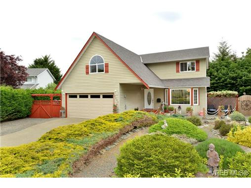 Main Photo: 3087 Brittany Drive in VICTORIA: Co Sun Ridge Single Family Detached for sale (Colwood)  : MLS® # 364600