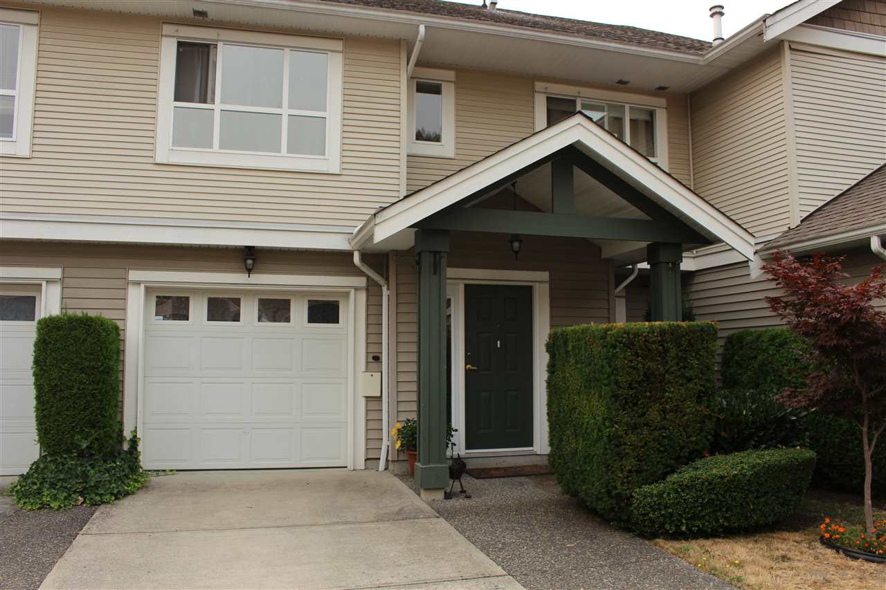 Main Photo: 20 6513 200 STREET in Langley: Willoughby Heights Townhouse for sale : MLS®# R2194865