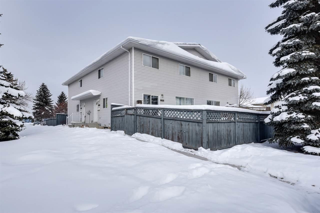 Main Photo: 4612 20 Avenue in Edmonton: Zone 29 Multi-Family Commercial for sale : MLS® # E4097146