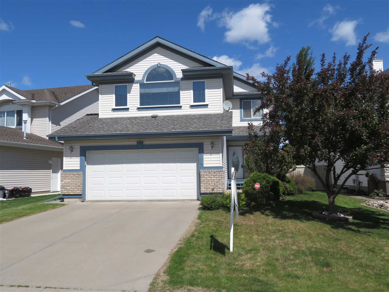 Main Photo: 512 LEGER Way NW in Edmonton: Zone 14 House for sale : MLS®# E4113804
