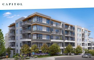 "Main Photo: 306 1002 AUCKLAND Street in New Westminster: Queens Park Condo for sale in ""CAPITOL BY PORTE HOMES"" : MLS®# R2287449"