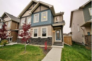Main Photo: 369 NELSON Drive: Spruce Grove Attached Home for sale : MLS® # E4085116