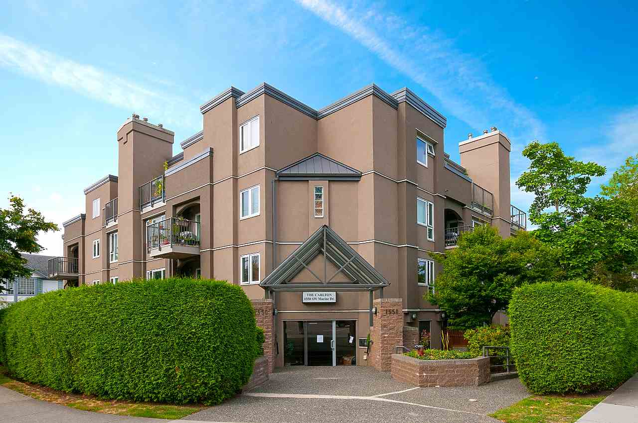 FEATURED LISTING: 102 - 1550 MARINE Drive Southwest Vancouver