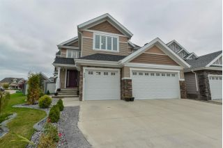 Main Photo: 969 SUMMERSIDE Link SW in Edmonton: Zone 53 House for sale : MLS® # E4091799