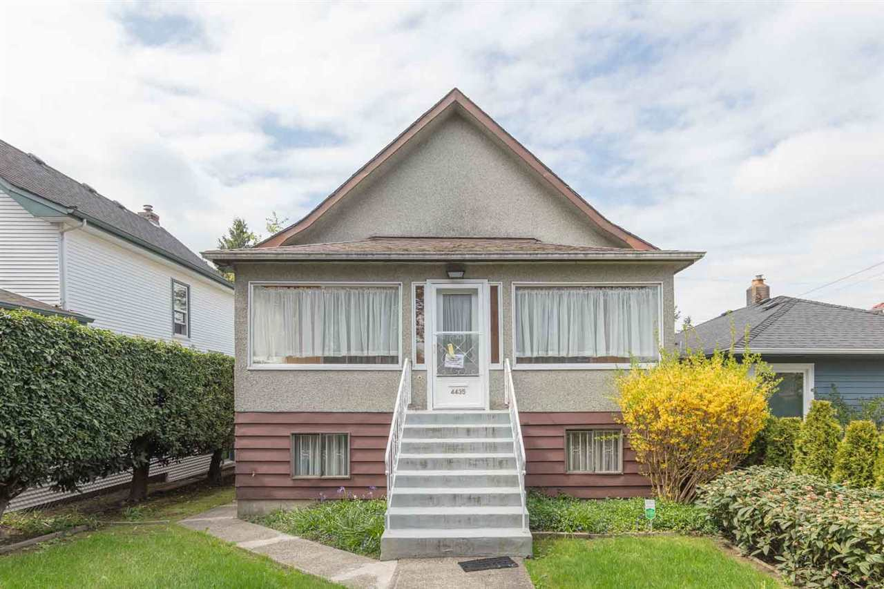 FEATURED LISTING: 4435 PRINCE ALBERT Street Vancouver