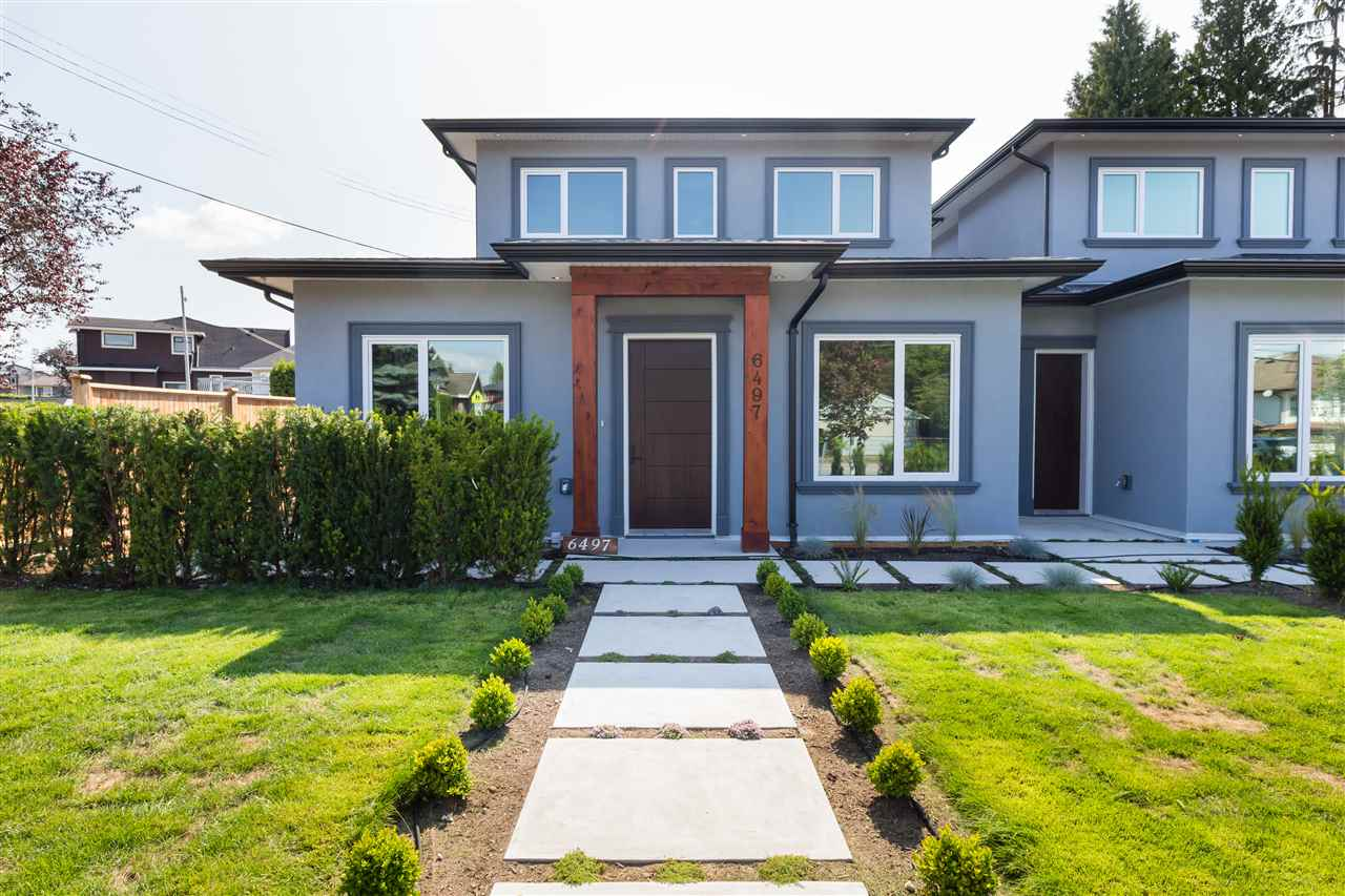 FEATURED LISTING: 6497 WALKER Avenue Burnaby