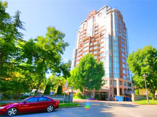 "Main Photo: 1404 5775 HAMPTON Place in Vancouver: University VW Condo for sale in ""THE CHATHAM"" (Vancouver West)  : MLS® # V1028669"