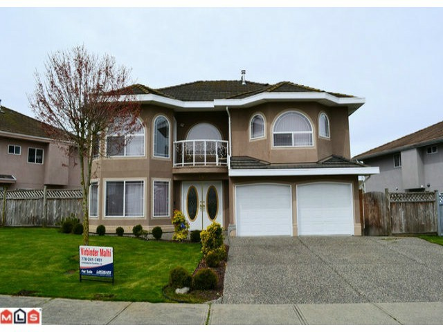 Main Photo: 31553 NORTHDALE Court in Abbotsford: Abbotsford West House for sale : MLS® # F1441058