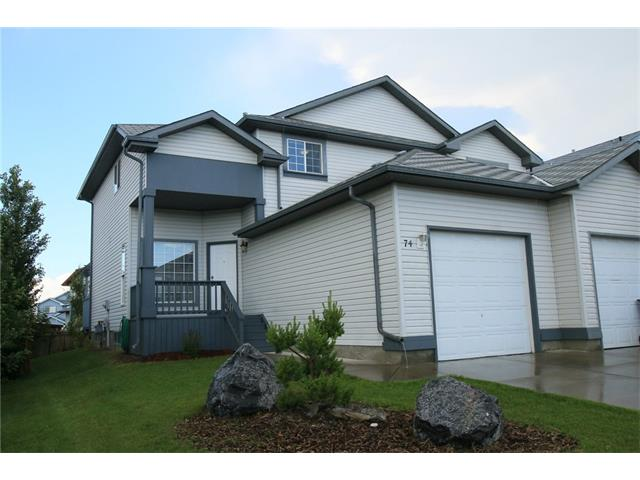 Main Photo: 74 WEST TERRACE Road: Cochrane House for sale : MLS®# C4073559