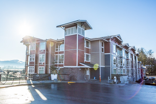 Main Photo: 309-2242 Whatcom Rd in Abbotsford: Abbotsford East Condo for rent