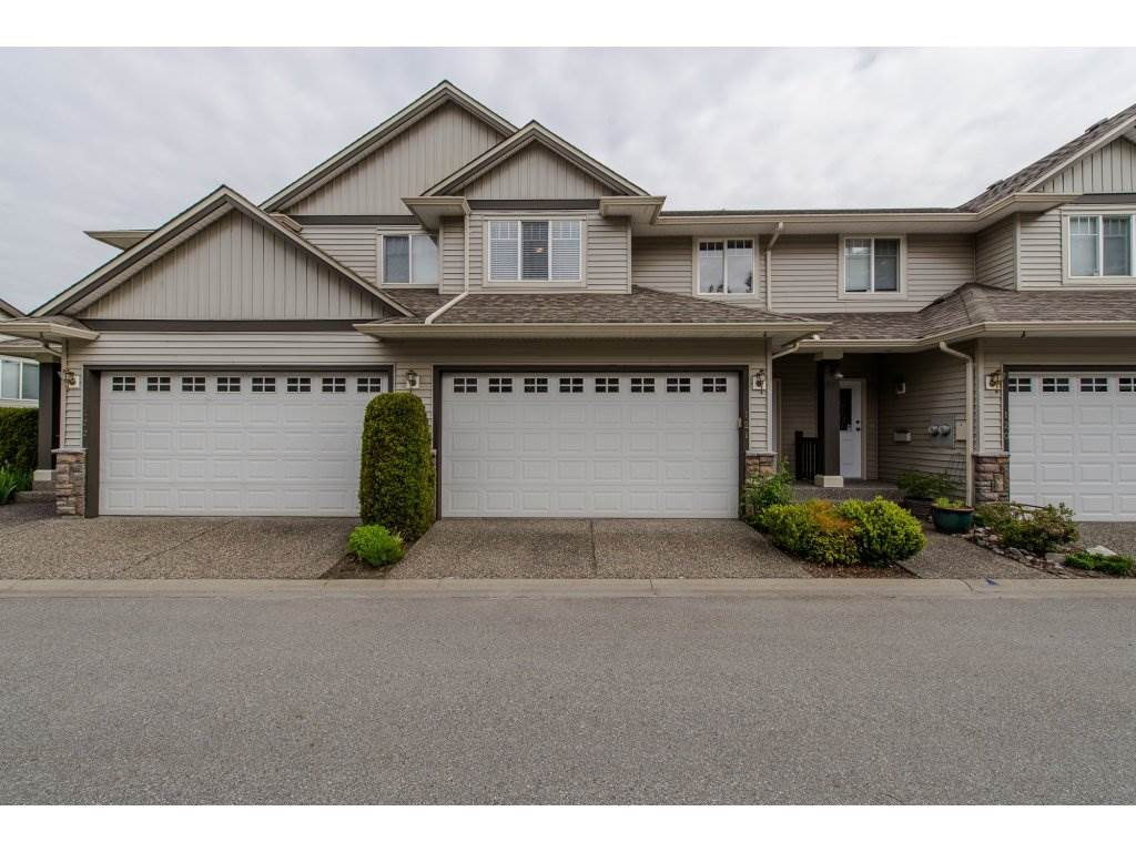 Main Photo: 121 46360 VALLEYVIEW Road in Sardis: Promontory Townhouse for sale : MLS®# R2168349