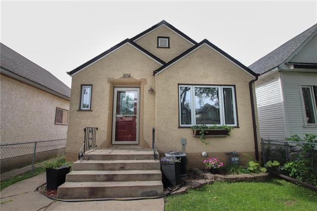 FEATURED LISTING: 504 Bannerman Avenue Winnipeg