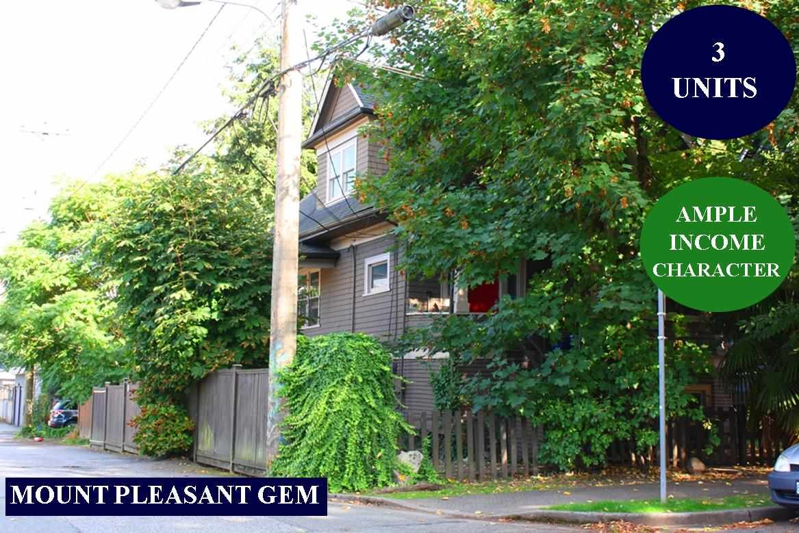 FEATURED LISTING: 2536 GUELPH Street Vancouver