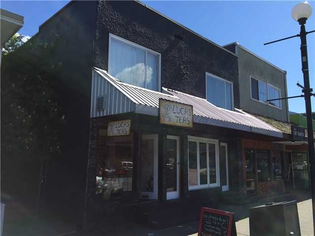 Main Photo: 38024 Cleveland AVE in : Downtown SQ Commercial for sale (Squamish)  : MLS®# C8000977
