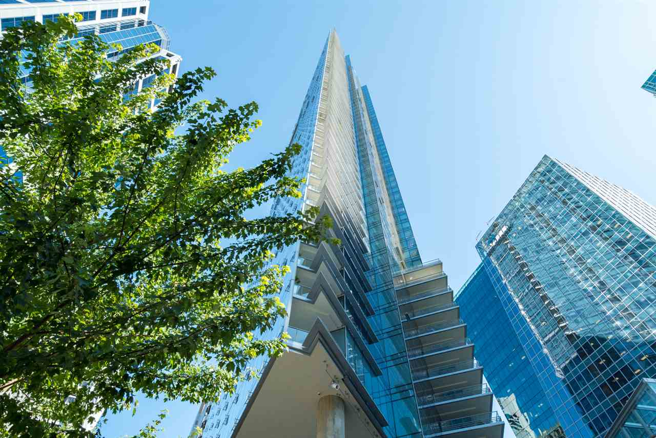 "Main Photo: 5603 1128 W GEORGIA Street in Vancouver: West End VW Condo for sale in ""Shangri-La"" (Vancouver West)  : MLS(r) # R2186823"