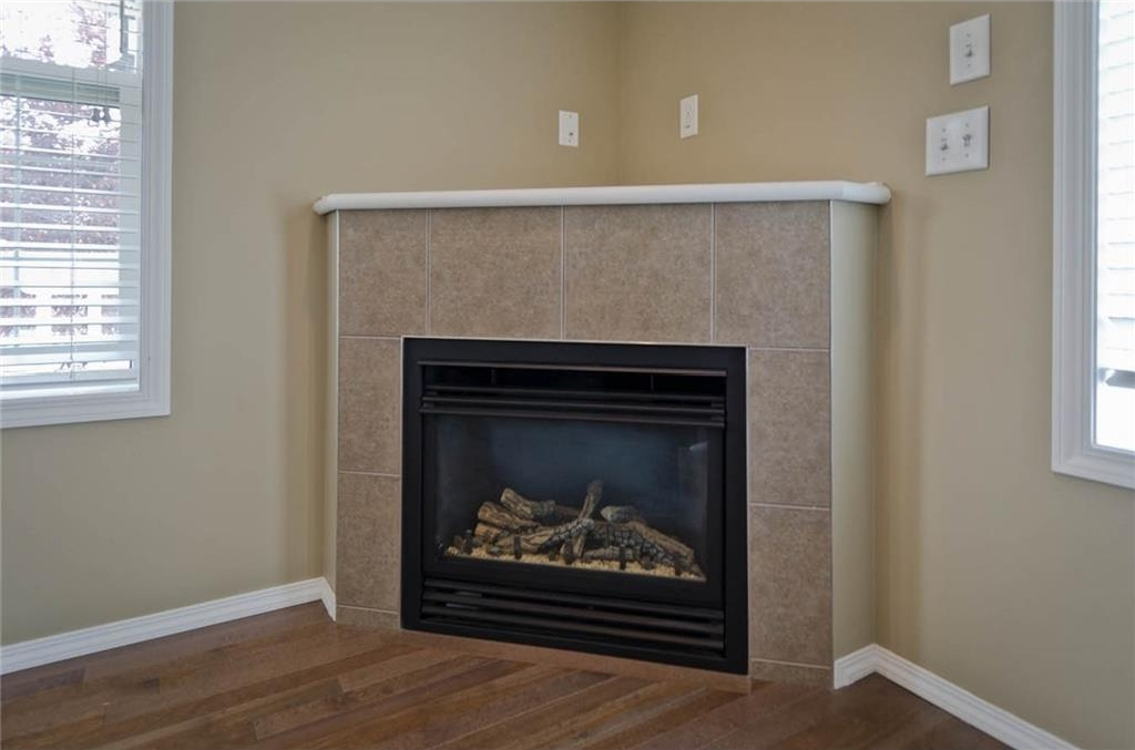 Main Floor Gas Fireplace: Perfect for that cozy winter morning/evening