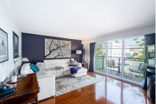 Main Photo: 206 2255 YORK Avenue in Vancouver: Kitsilano Condo for sale (Vancouver West)  : MLS®# R2298302