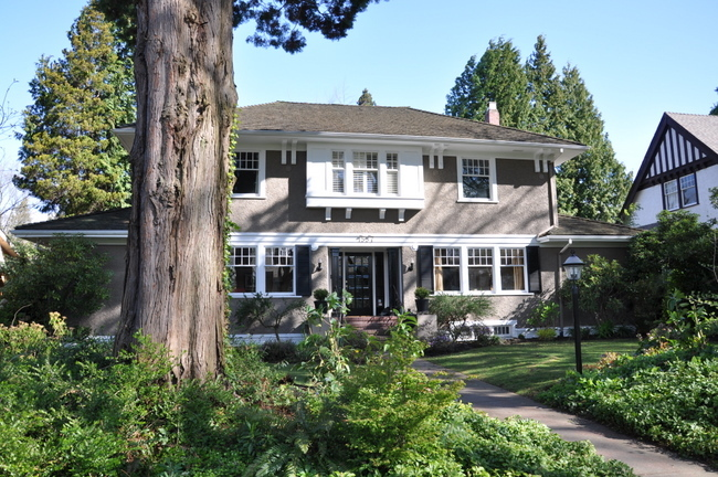 Main Photo: 1557 Nanton Avenue in Vancouver: Shaughnessy Home for sale ()  : MLS®# v821320