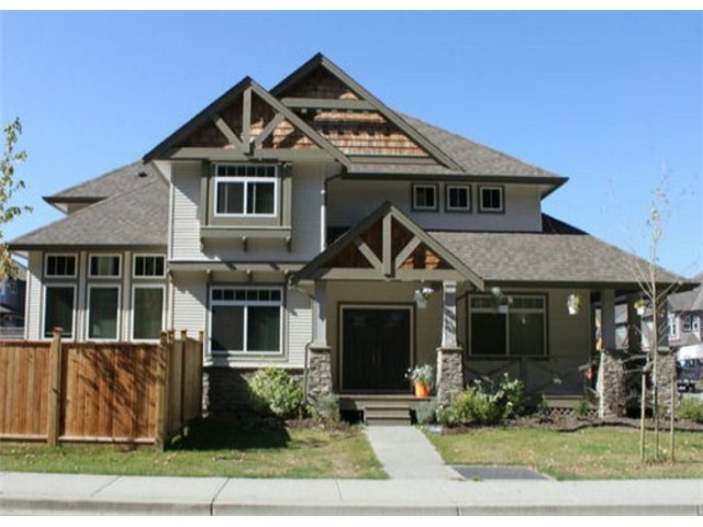 Main Photo: 32642 CARTER Avenue in Mission: Mission BC House for sale : MLS®# F1411259