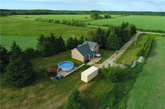 Main Photo: 255072 9th Line in Amaranth: Rural Amaranth House (1 1/2 Storey) for sale : MLS®# X4164947