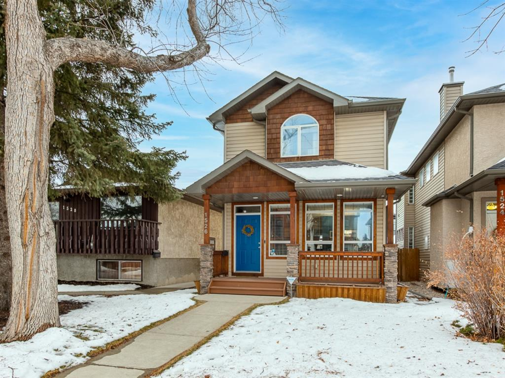 FEATURED LISTING: 1526 19 Avenue Northwest Calgary