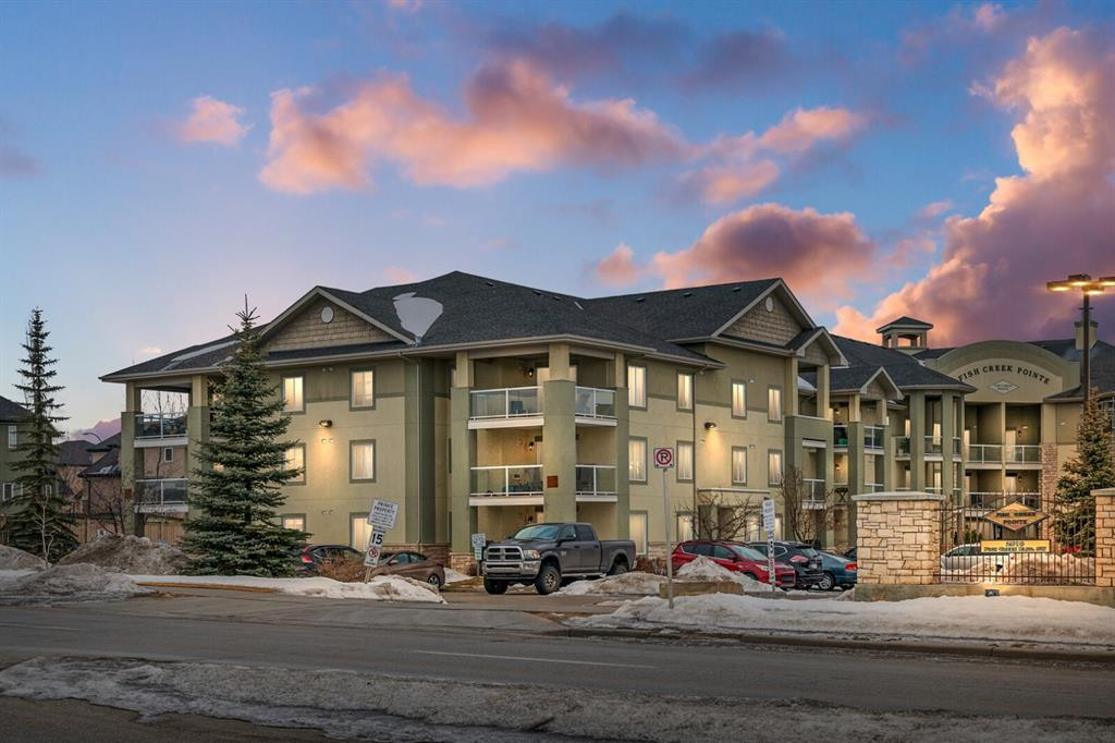 FEATURED LISTING: 1213 - 2518 Fish Creek Boulevard Southwest Calgary