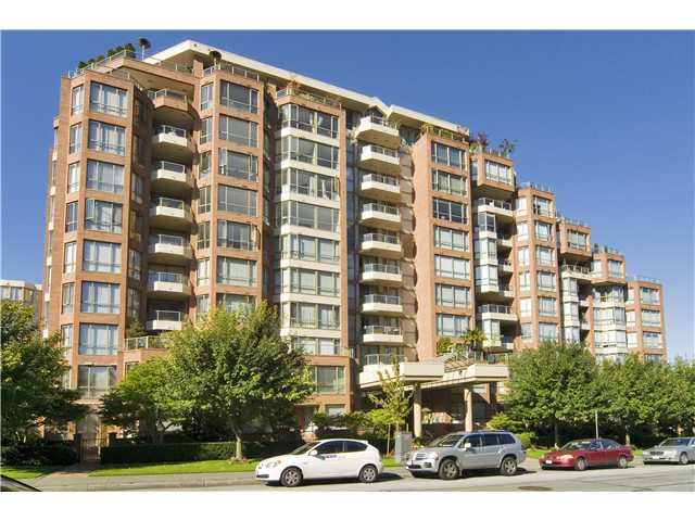 Main Photo: # 701 2201 PINE ST in Vancouver: Fairview VW Condo for sale (Vancouver West)  : MLS® # V669648