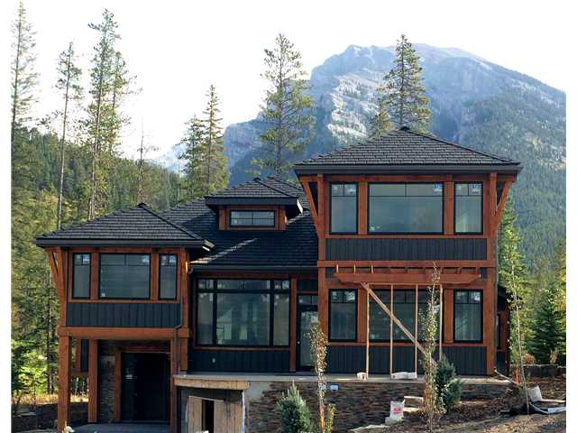 FEATURED LISTING: 608 SILVERTIP Road Canmore