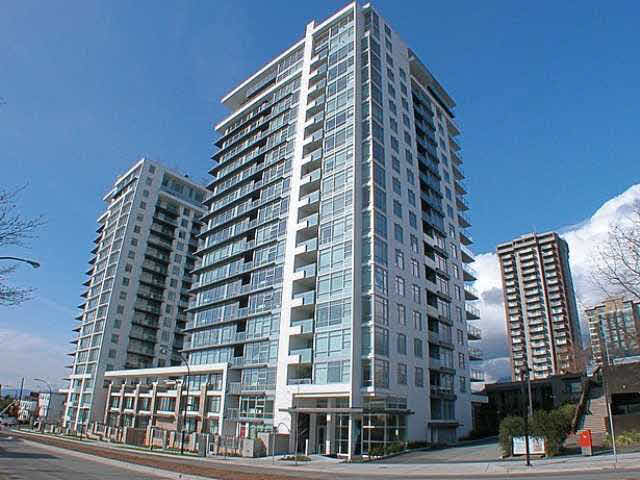 "Main Photo: 801 158 W 13TH Street in NORTH VANC: Central Lonsdale Condo for sale in ""Vista Place"" (North Vancouver)  : MLS® # V1142094"