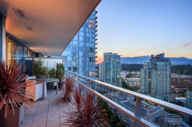 "Main Photo: 1602 1499 W PENDER Street in Vancouver: Coal Harbour Condo for sale in ""WEST PENDER PLACE"" (Vancouver West)  : MLS(r) # R2174689"