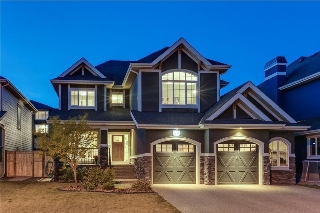 Main Photo: 95 ASPEN DALE Way SW in Calgary: Aspen Woods House for sale : MLS® # C4138662