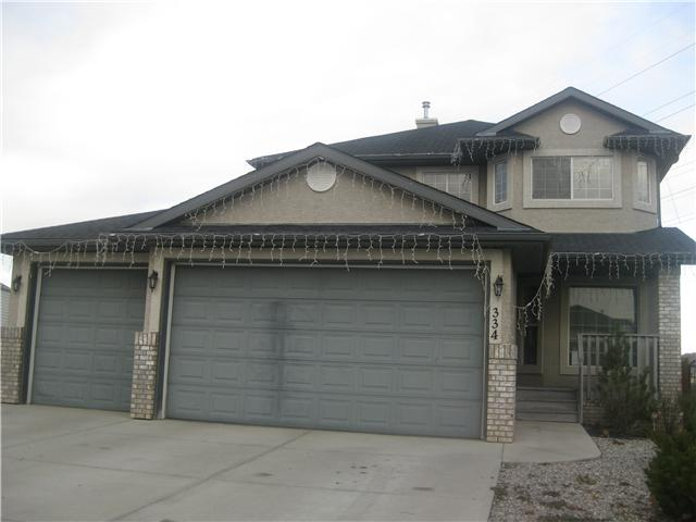Main Photo: 334 West Creek Springs: Chestermere Residential Detached Single Family for sale : MLS®# C3500973
