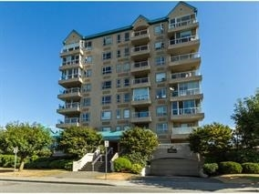 "Main Photo: 402 45745 PRINCESS Avenue in Chilliwack: Chilliwack W Young-Well Condo for sale in ""Princess Towers"" : MLS® # R2149543"