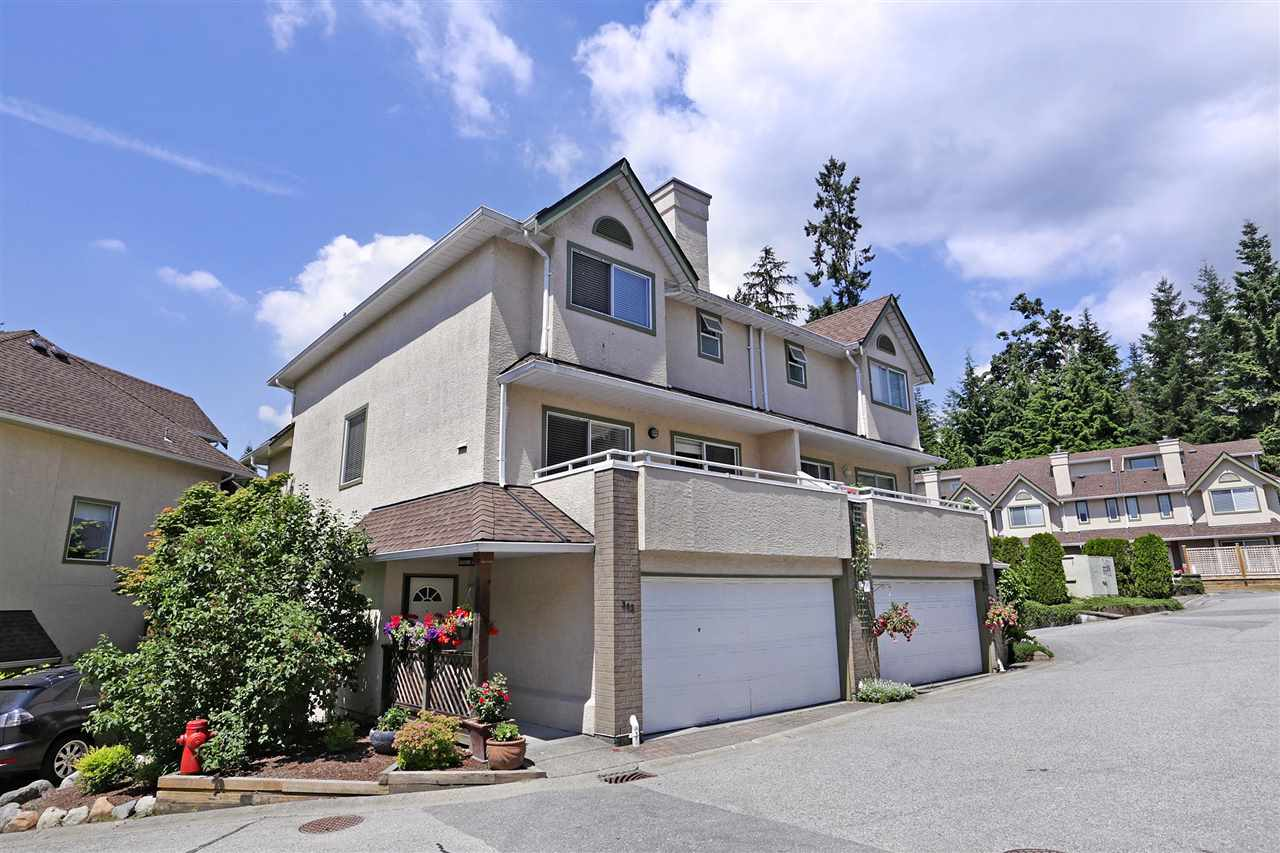 "Main Photo: 302 3980 INLET Crescent in North Vancouver: Indian River Townhouse for sale in ""PARKSIDE"" : MLS(r) # R2187750"